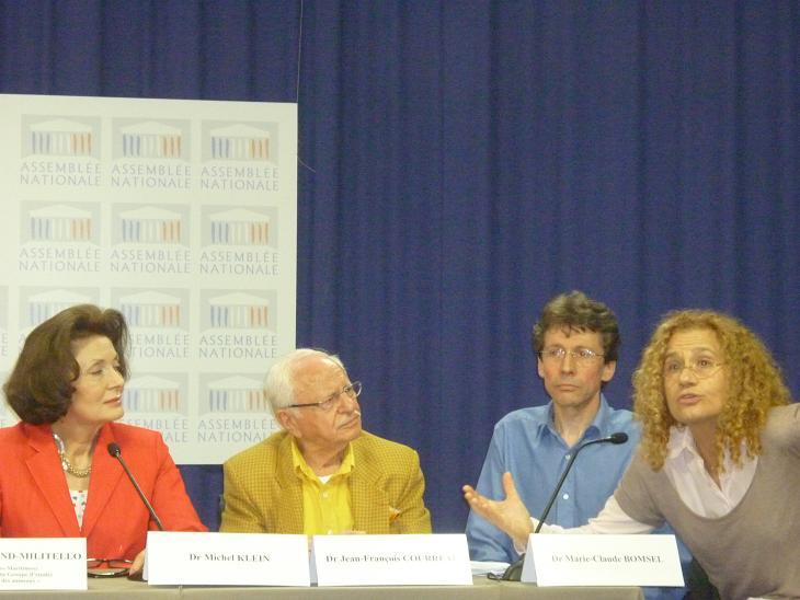 Muriel Marland-Militello- Michel Klein - JeanFrançois Courreau- Marie-Claude Bomsel