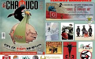Concours International de dessins « Taureaux oui, toreros non »