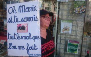 13 octobre à Nîmes, des tracts contre l'aumônier des arènes