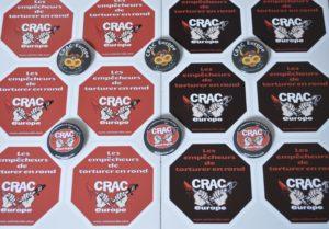 Autocollants & Badges