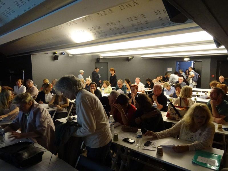 Assemblée générale CRAC Europe