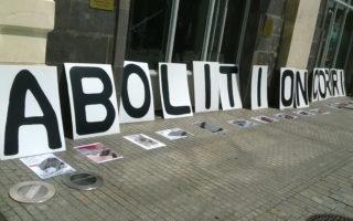 samedi 06 juillet à Clermont-Ferrand: happening pour l'abolition de la corrida